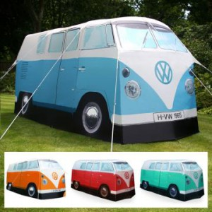 VW Camper Van Tent colors